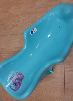 Подставка-горка в ванночку