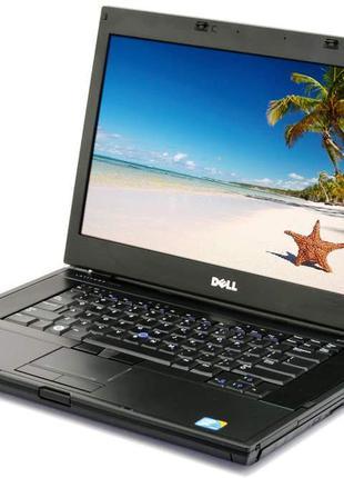 "Ноутбук Dell Latitude E6510 15"" HD+ i5 4GB RAM 500GB HDD"