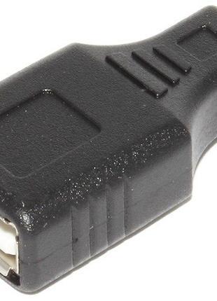 Адаптер (переходник) USB to Micro USB 5 Pin для планшетов