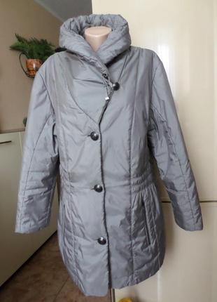Куртка на синтепоне - 54 разм.