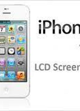 Защитная плёнка iPhone 4 4G 4S 4GS/4th iOS5