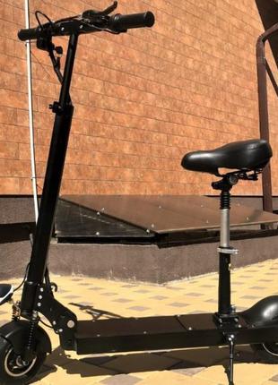 Седло ( Сиденье ) для электросамоката Kugoo S3, S3 PRO