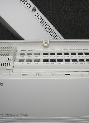 АТС Panasonic KX-TA616
