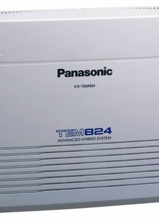 АТС Panasonic KX-TEM824UA