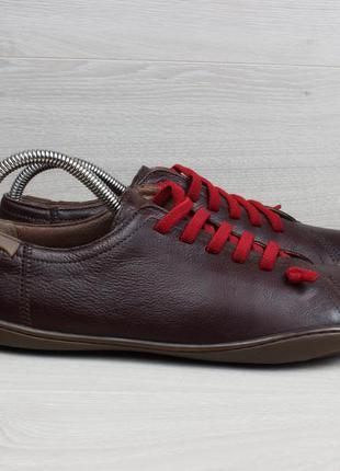 Кожаные кроссовки / кеды camper, размер 39