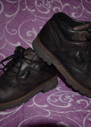 Ботинки утеплённые josef seibel
