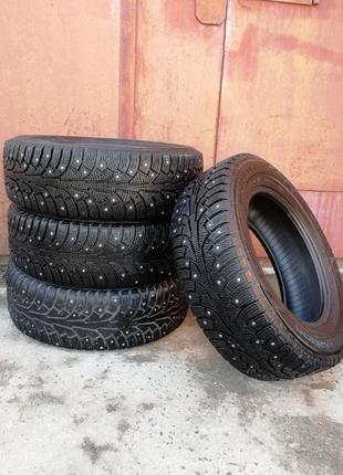 Зимние шины Nokian Nordman 5 R15  195 65