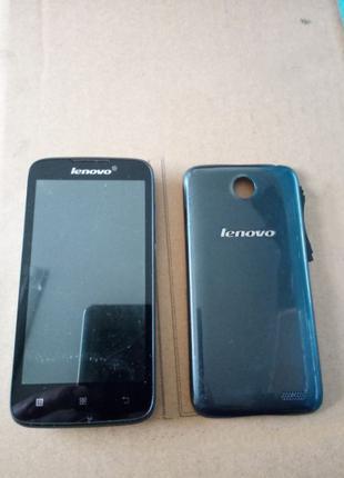 Смартфон Lenovo A516 черный