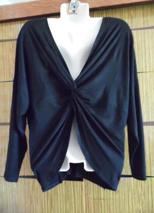 Блуза футболка оверсайз, новая new look, размер 16 – реально и...
