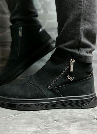 Зимние мужские ботинки Billionaire