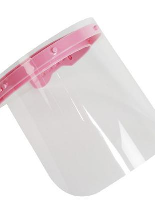 Пластиковый щиток защитный для лица
