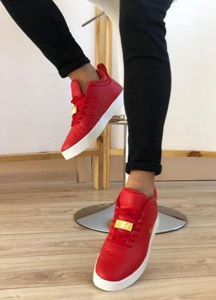 Nike tiempo vetta red gold 🆕 шикарные кроссовки найк🆕 купить н...