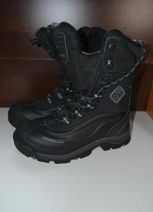 Columbia bugaboot plus xtm 3 omni-heat, 600g 41р ботинки зимние
