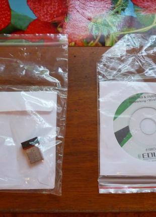 Мини USB WiFi адаптер EDUP EP-N8508 качественный
