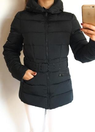 Пуховик пуховая куртка удлиненная куртка