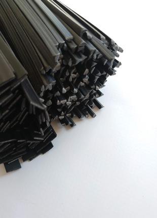 PP+EPDM PPEPDM пластиковые прутки пайка бампера полоса треугольни