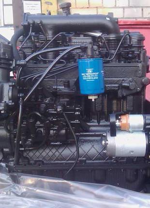 Двигатель дизельный Д-245 ЗИЛ Бычок И МТЗ
