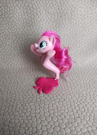 My little pony русалка пінкіпай