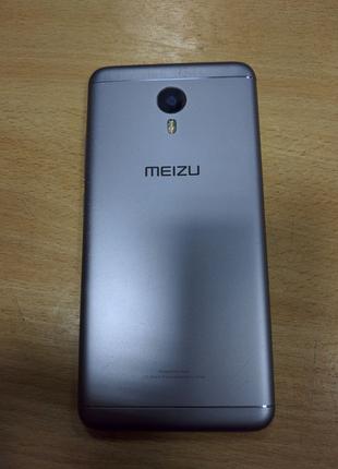 Meizu m3 note без аккумулятора