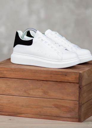Белые мужские кеды кроссовки размер 41,42,43, 45