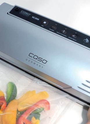 Вакуумный упаковщик CASO GERMANY VC200