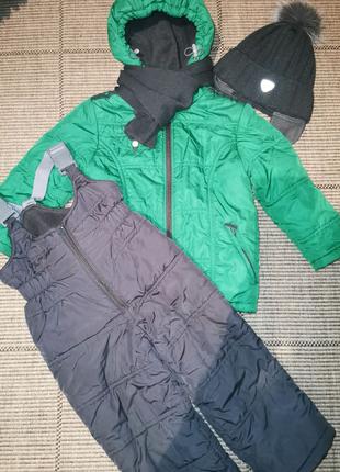 Куртка комбинезон зима