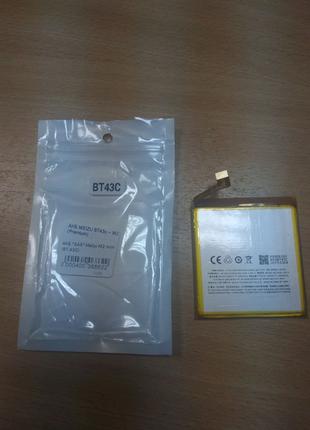Аккумулятор Meizu M2 Mini / BT43C 2450 mAh 3.8 V