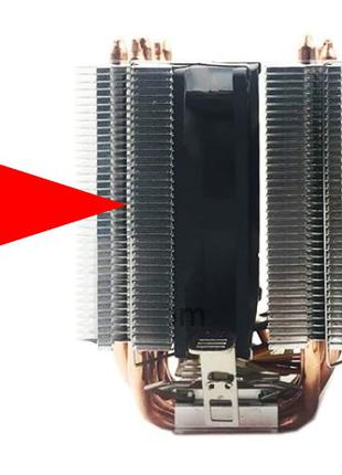 Крепление/застежка/скоба кулера башня охлаждения 90-92мм