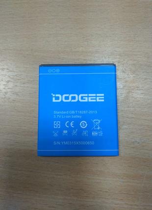 Аккумулятор для Doogee X5 | X5 PRO | X5S (2400 mAh 3.7V)