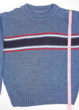 Детский свитер на 3 года