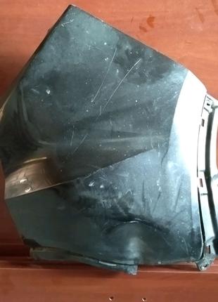 Honda hrv 2015 бампер правая сторона