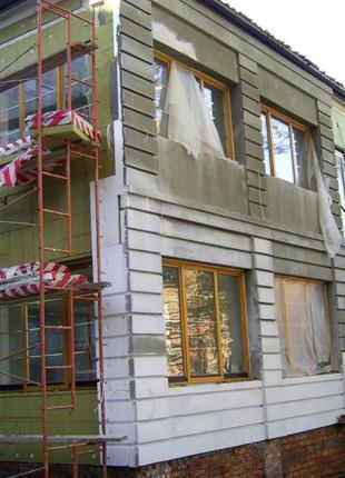 Требуются мастера на мокрые фасады в Литву