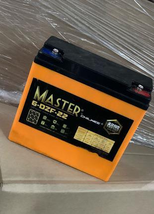 тяговый аккумулятор  Master