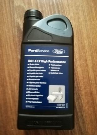 Тормозная жидкость форд Ford DOT4