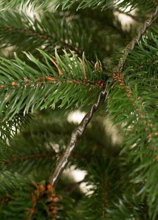 Искусственная новогодняя елка Президентская ( зеленая, голубая )