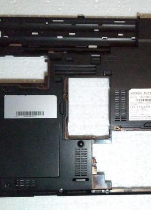 Низ корпуса (поддон) ноутбука Fujitsu LifeBook S792 (дефект)