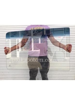 Лобовое стекло КамАЗ с солнцезащитной полосой