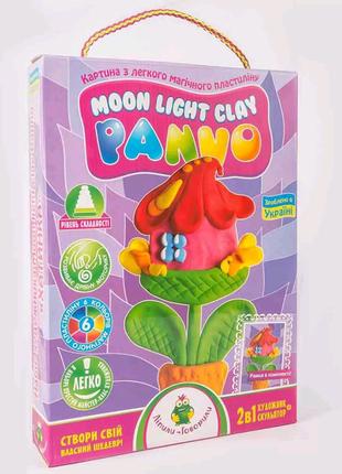 """Картина-панно из легкого пластилина """"Light Panno Избушка"""" 70007"""