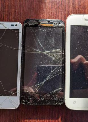 Телефон Fly IQ 450 и IQ4416 на запчасти смартфон