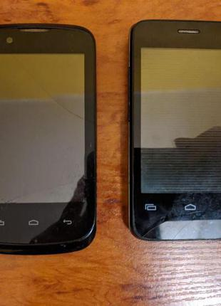 Телефон смартфон Prestigio MultiPhone PAP 3500 duo и 3540