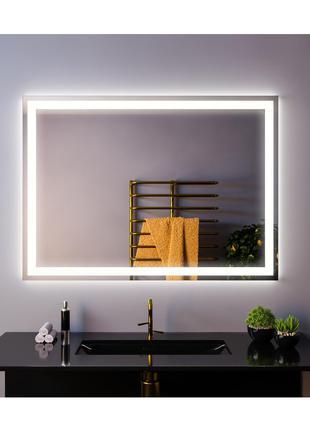 Зеркало с подсветкой для ванной комнаты DéSec Mona 40 * 80 см
