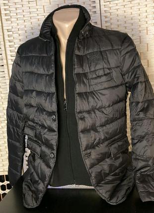Стильная демисезонная куртка р.L, бренд SORBINO (Италия)