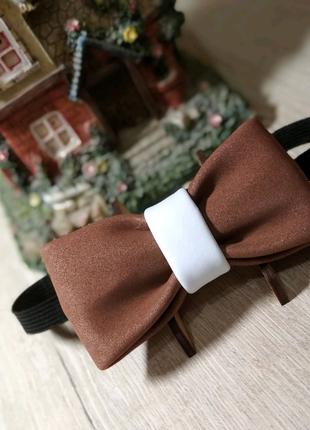 Бабочка галстук для мальчика