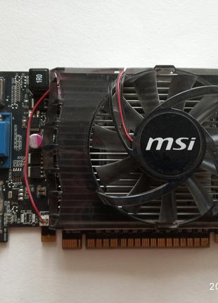 Видеокарта MSI GeForse N630GT (2gb)