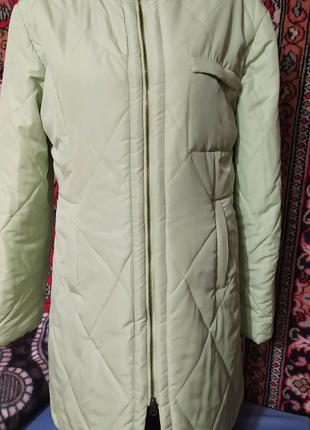 Зимний пуховик женский 46 размер