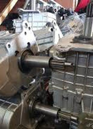 Коробка переключения передач КПП ГАЗ-3307 (5-ти ступенчатая)