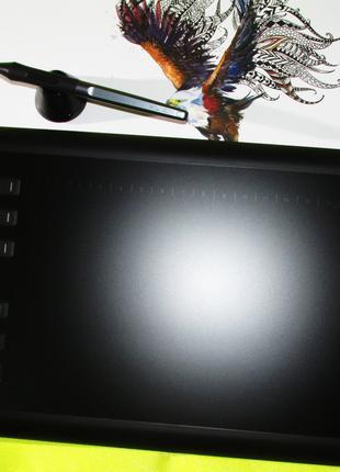 Huion H1060P (8192 + Tilt) Графический планшет новый с гарантией