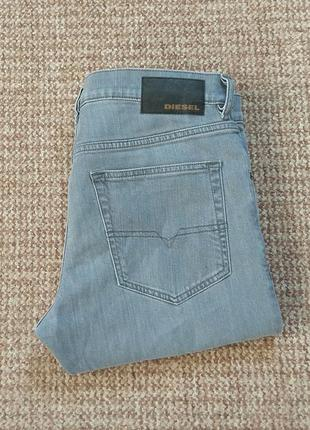 Diesel d-luster джинсы slim fit оригинал (w32 l34)
