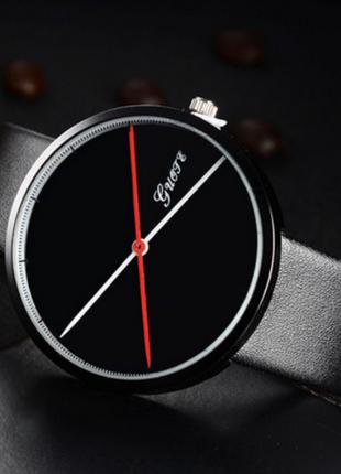 Стильные наручные часы унисекс очень эфектные