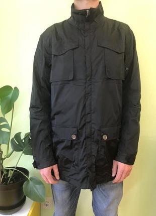 Куртка, ветровка, дождевик crane outdoor размер l tnf zara